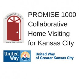 Logo for Promise 1000 Collaborative Home Visiting for Kansas City
